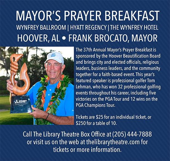 Mayors Prayer Breakfast Info