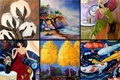 Artist/Propagator Reception: Linda Vance Students