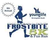 Frostbite 5K Logo