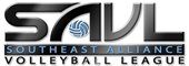 Southeast Alliance Volleyball League Logo