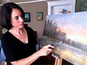 Alisa Koch Palette Knife Painting Workshop