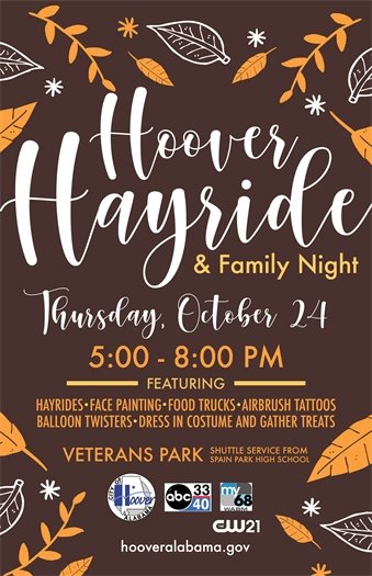 Hoover Hayride & Family Night