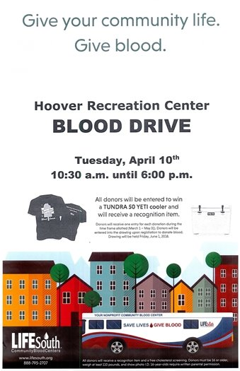HRC Blood Drive