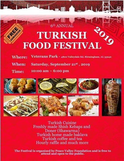 Turkish Food Festival